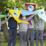 CMK16052016  REPRO FREE NO FEE  Sean Paul Cooke, Evan O'Connor, Donnagh O'Connell, Luke Sheehan, baruk Dwyer Harrington and Craig Hoare of Scoil Cholmcille of CBS, Blarney Street, Cork City are pictured at the presentation of Green Flags by An Taisce Green-Schools today at Radisson Blu Hotel, Little Island, Cork.    Scoil Cholmcille of CBS, Blarney Street was awarded theoir 6th Green Flag for the Water theme, which is sponsored and supported by Irish Water. This year schools in Ireland saw an average 28.5% decrease per person in water usage – enough water to make 450 million cups of coffee - thanks to their involvement in the Water theme. This year 191 schools across Ireland will be awarded the Green Flag for the Water theme; 21 of which were awarded to schools from Cork today.  Picture: Clare Keogh  Further INFO   Ciara Norton Communications Officer, Green-Schools Environmental Education Unit An Taisce - the National Trust for Ireland T:  +353 (0)1 4002222 E:  cnorton@eeu.antaisce.org W: www.greenschoolsireland.org