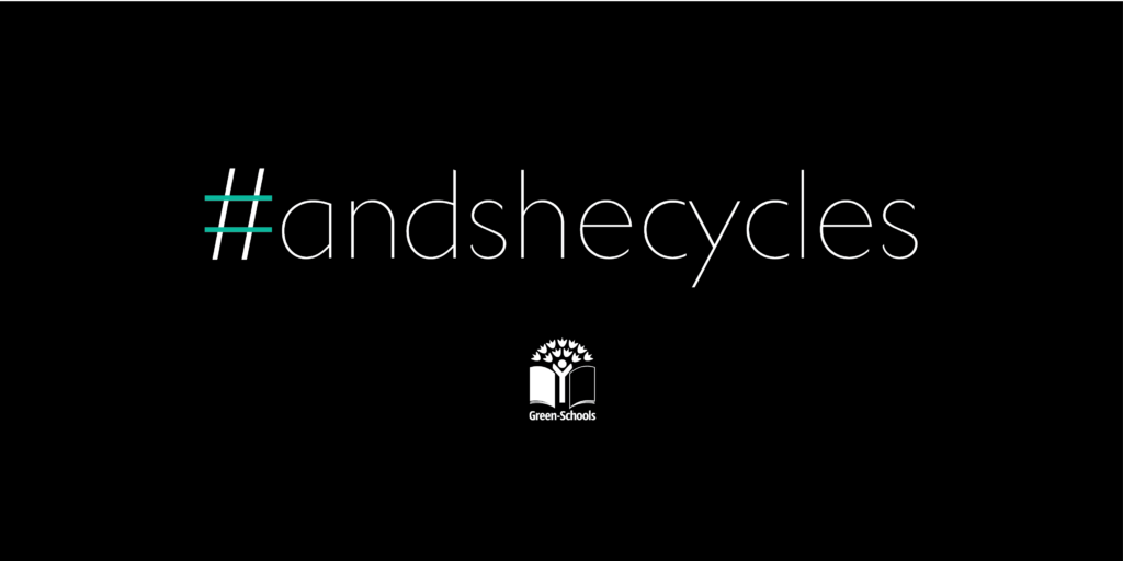 #andshecycles Twitter