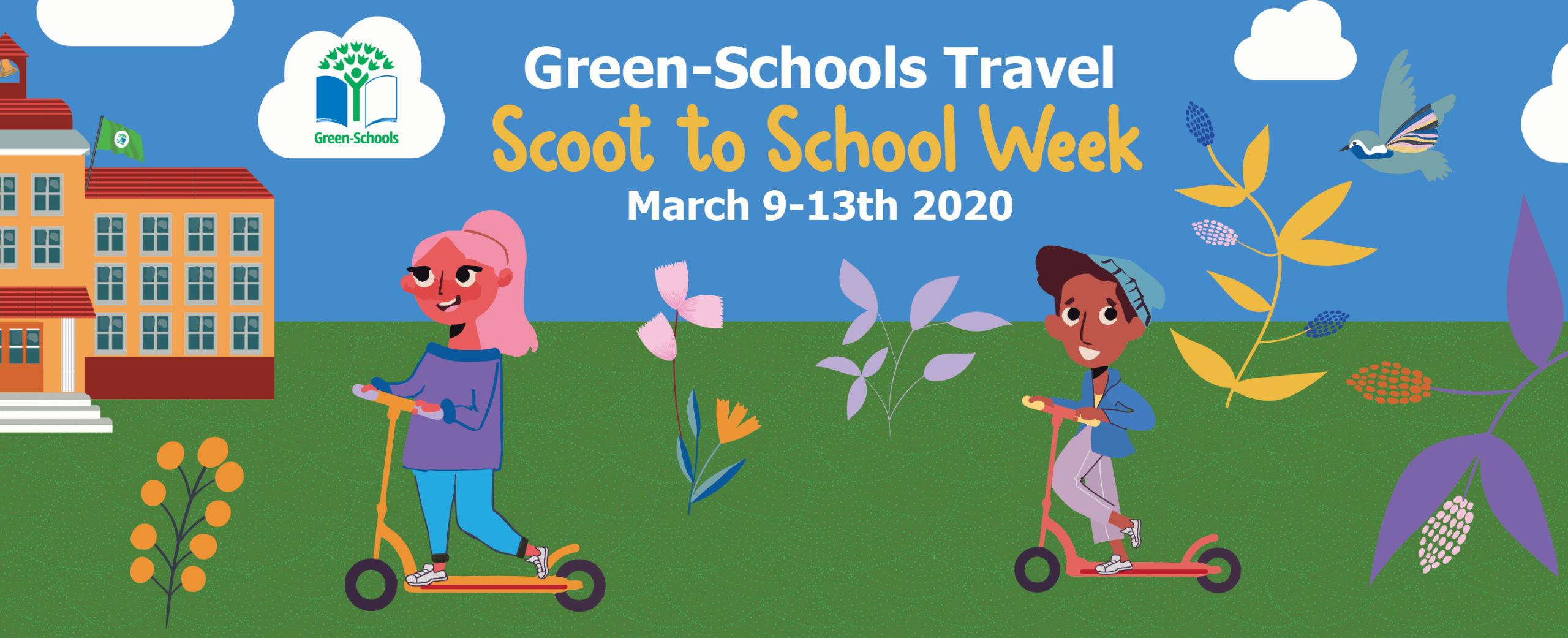Scoot week banner